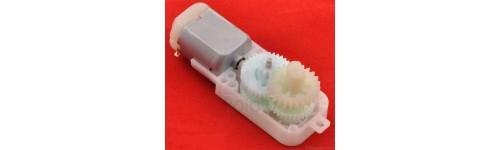Motoreductores de plastico